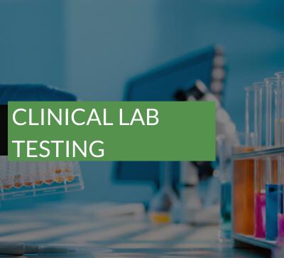 clinical lab testing