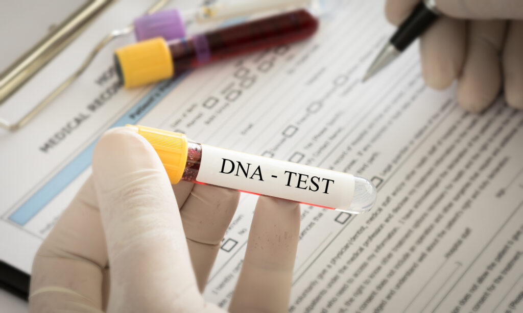 Are there different types of DNA tests?