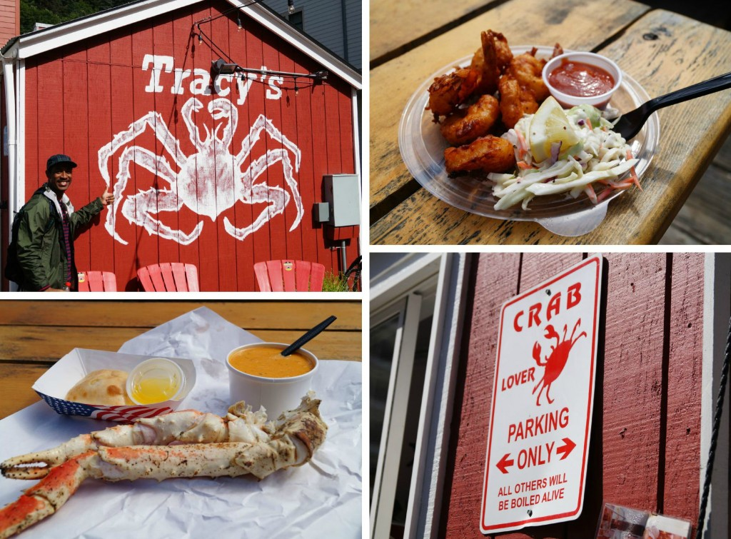 Juneau - Tracy's Crab Shack