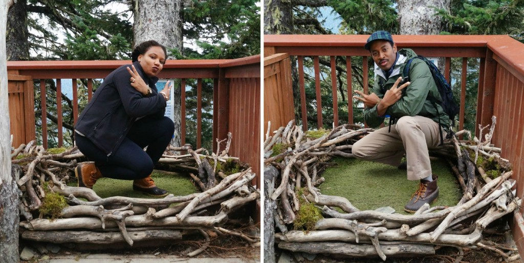 Juneau - Mount Roberts Eagle's Nest