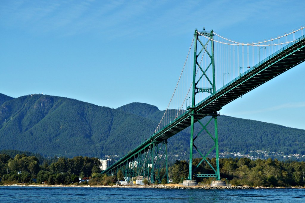 Vancouver Lion's Gate Bridge