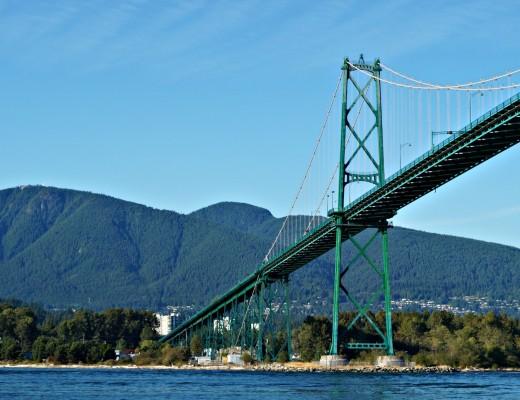 Vancouver Lion's Gate Bridge