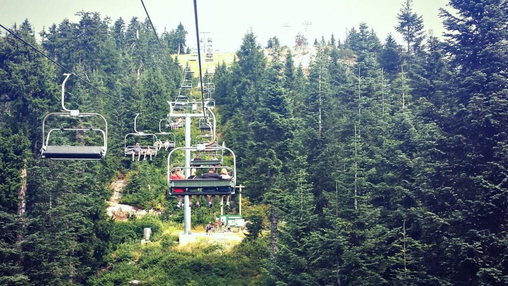 Vancouver Grouse Mountain