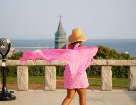 Cape Cod - Lilly Pulitzer x Target Shift Dress
