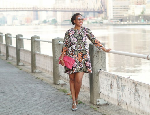 DSW + PopSugar New York Fashion Week Street Style Look