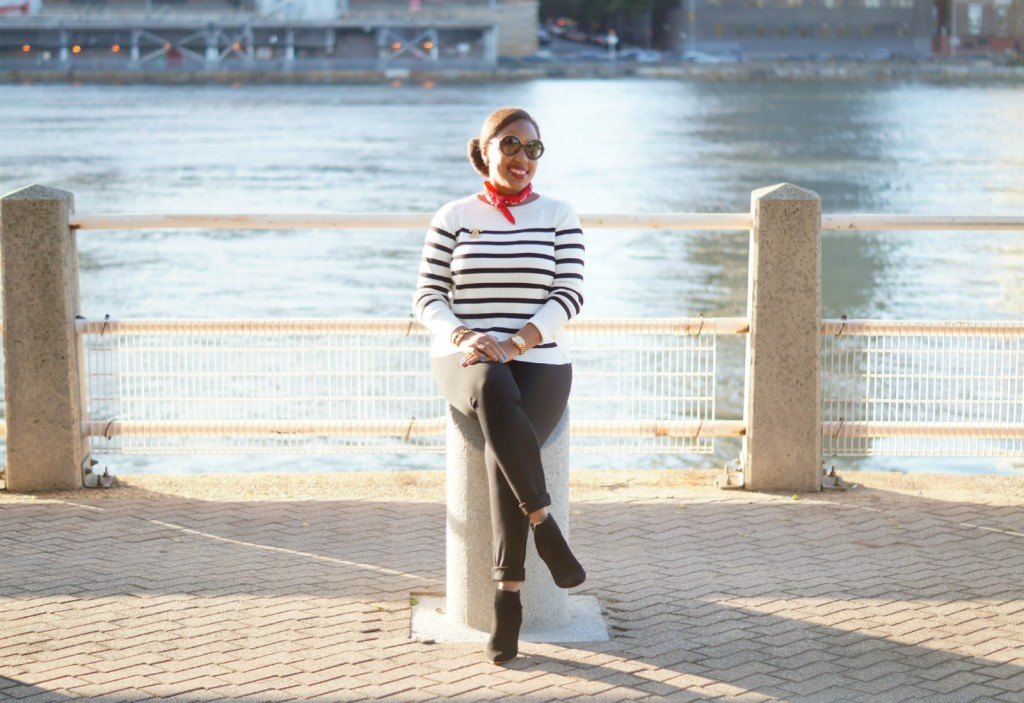 Sailor Striped Sweater