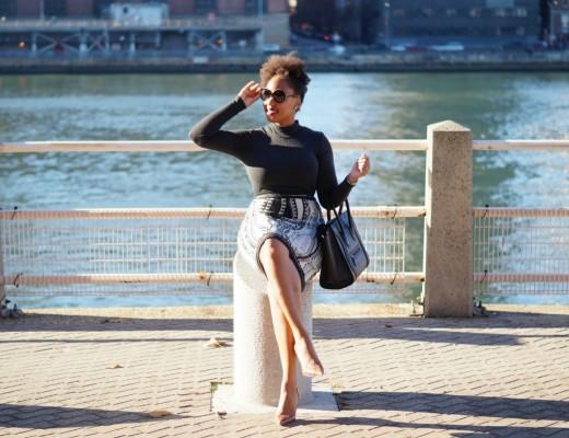 Rag & Bone Coogi Sweater Skirt