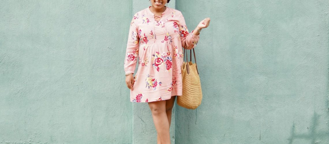 Old Navy Maternity, Maternity Fashion, Pink Floral Dress, Second Trimester Fashion, Charleston Fashion, Babymoon Outfit Ideas, What to Wear in Charleston