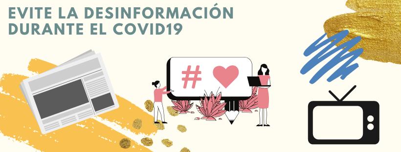 Desinformación durante COVID19