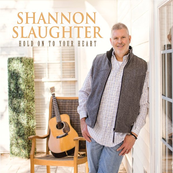 New Album by Shannon Slaughter