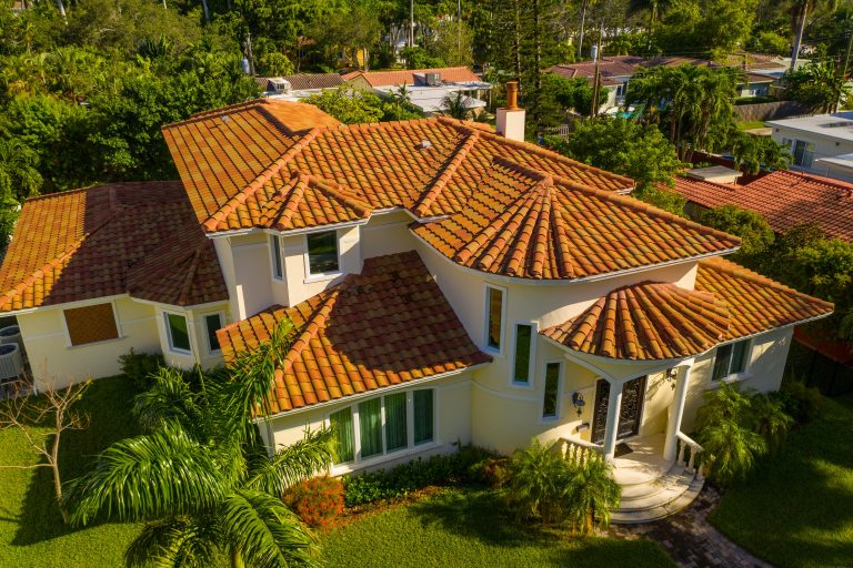 Roofing services florida