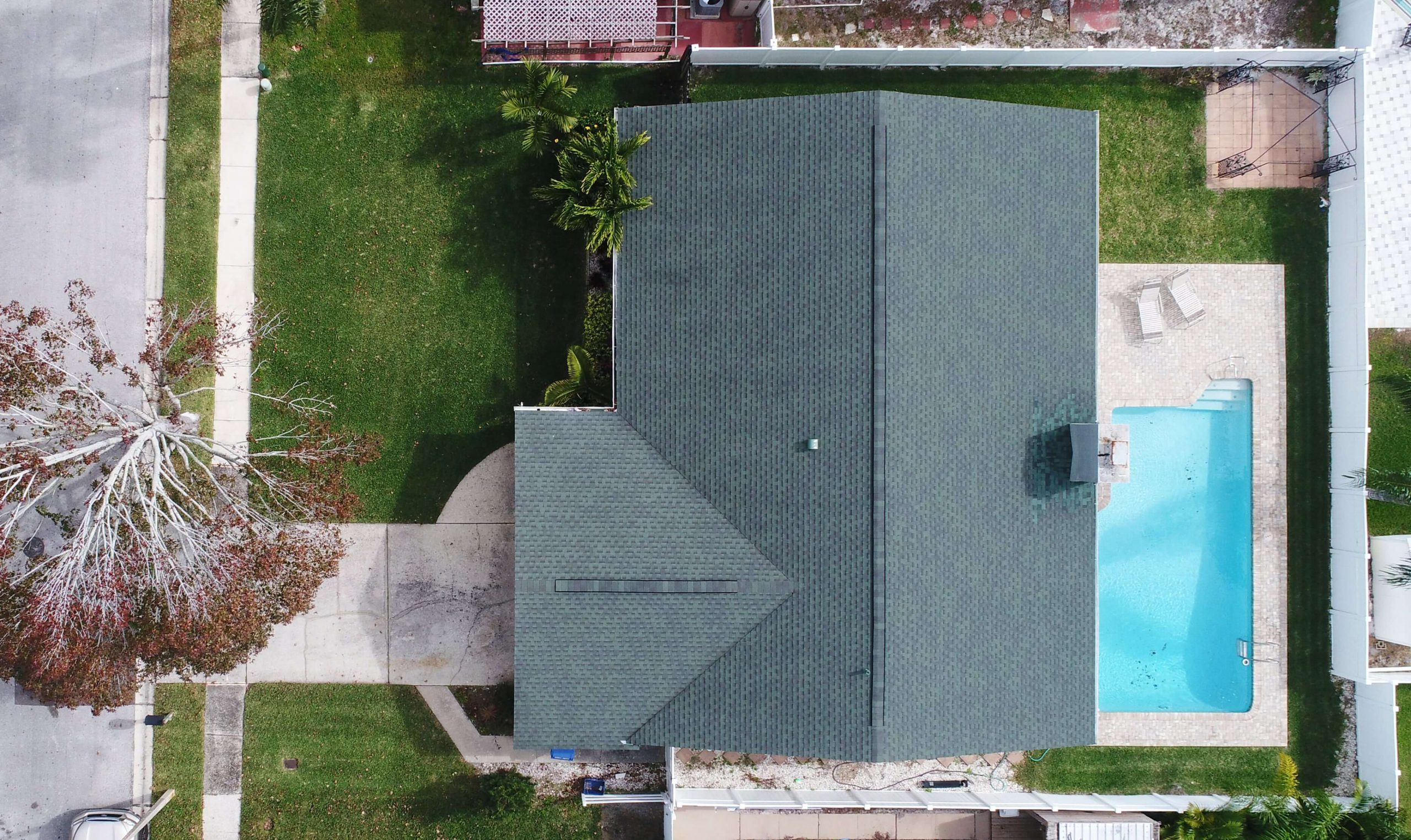 Shingle Roof Replacement South Florida