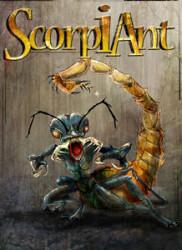 Scorpiant! A sci-fi thriller