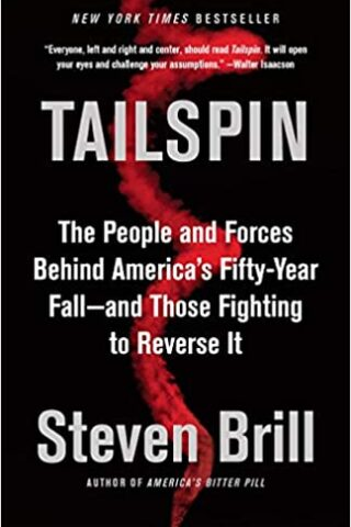 Tailspin by Stephen Brill