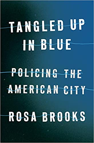 Tangled Up In Blue by Rosa Brooks