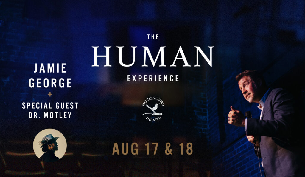 The Human Experience Hosted by Jamie George