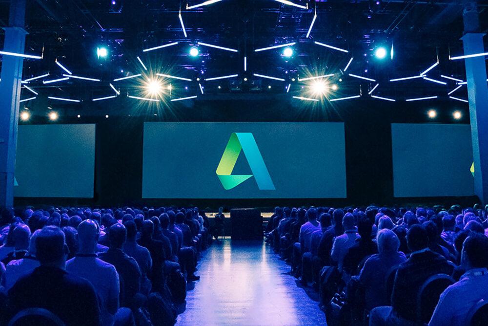 Double bill for Digital Node at Autodesk University Las Vegas 2019