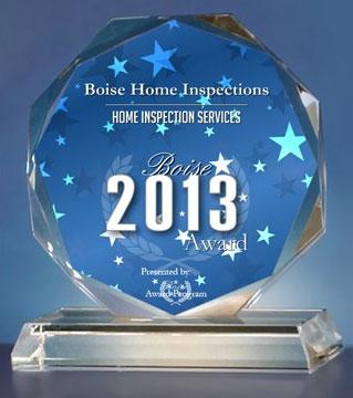 Boise 2013 Award
