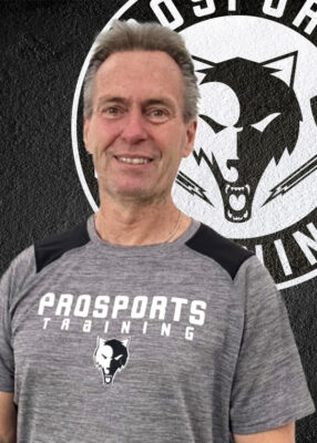 An image of Pro Sports Training owner and trainer Dean Dorsey