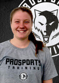 An image of Pro Sports Training trainer Melanie Drost