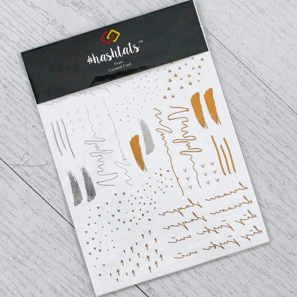 metallic-temporary-tattoo-set-two-sheets
