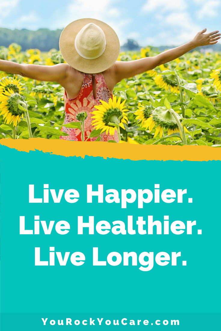 Doing Well and Doing Good: Live Happier. Live Healthier. Live Longer.