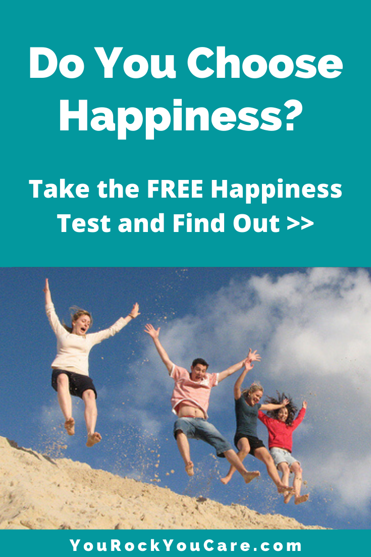 Do You Choose Happiness? Take the FREE Happiness Test and Find Out