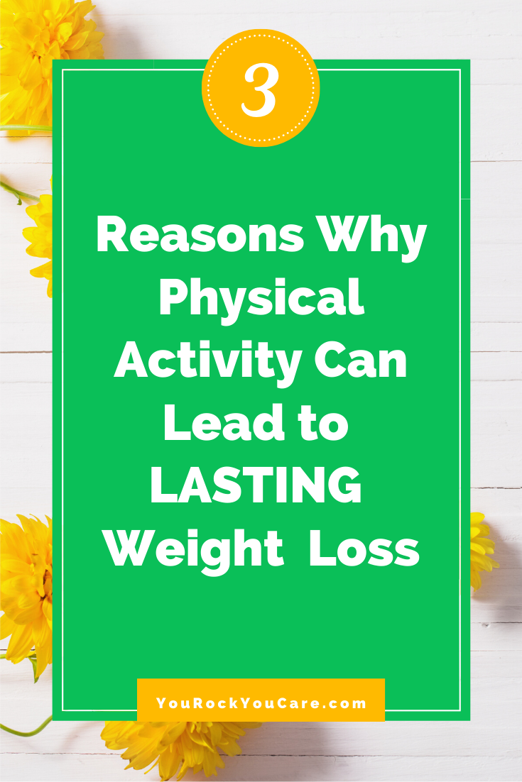 3 Reasons Why Physical Activity Can Lead to Lasting Weight Control. There are many health benefits associated with increasing physical activity and regular exercise, including, reducing stress, reducing hunger hormones as well as increasing metabolism and lasting weight control. In addition, increased physical activity also decreased risk for diabetes, heart disease and other chronic diseases as well as cancer.