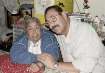 Panita and Dr. Zavaleta