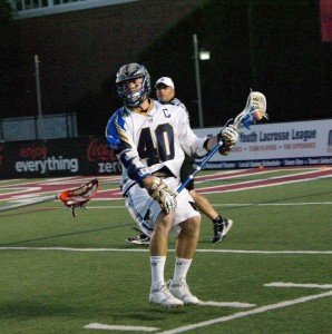 The Hounds will need Matt Danowski to play smart if they want to have a chance at upsetting the Outlaws.