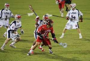 UNC Midfielder gained some valuable experience playing for the Canadian national team over the offseason.