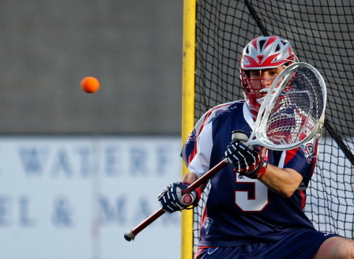 New York Lizards v Boston Cannons