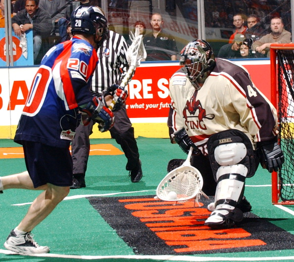NLL - Champion Cup Final - Arizona Sting vs Toronto Rock - May 14, 2005