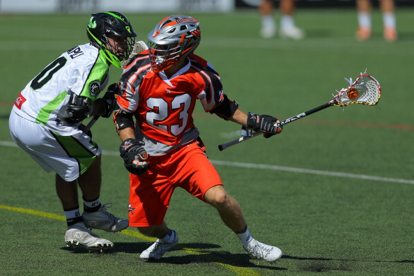2014 MLL Championship - Semifinal - New York Lizards v Denver Outlaws