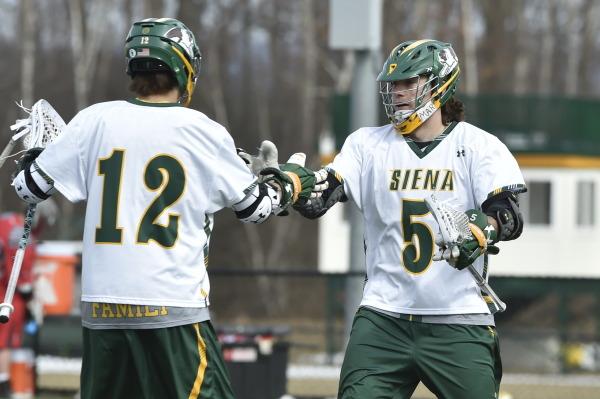 Photo credit to Siena College Athletics