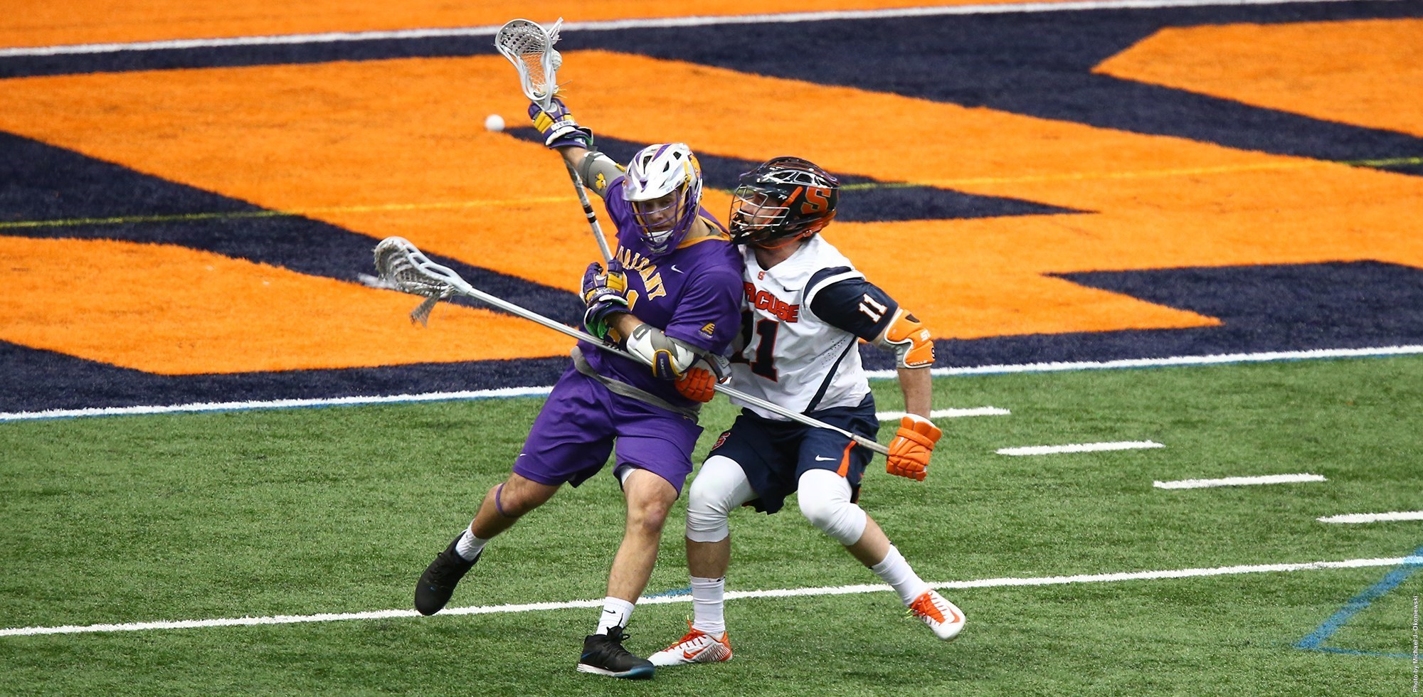 Photo credit to Syracuse University Athletics