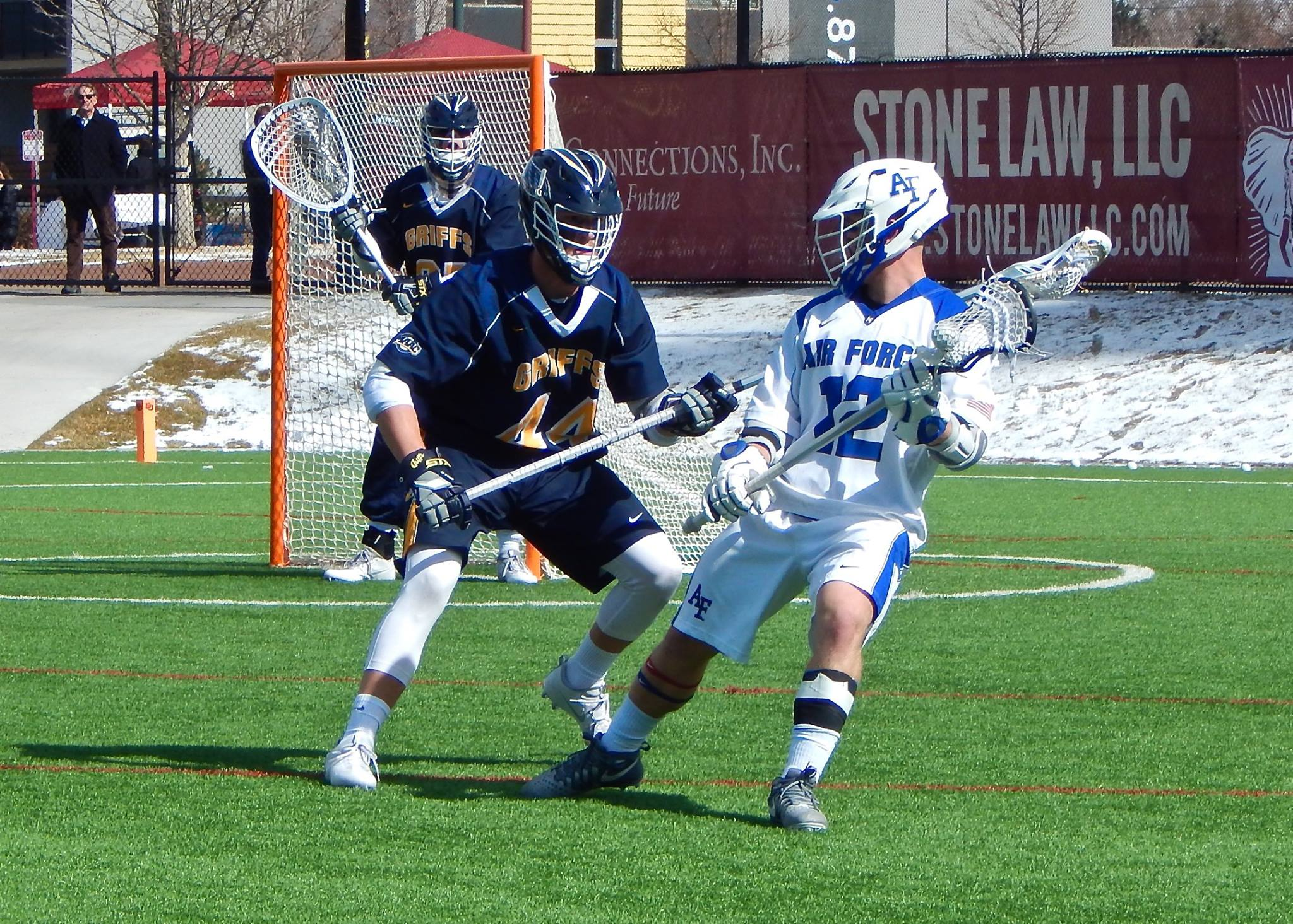 Air Force vs. Canisius College on February 25, 2017. (Photo credit: Ian Neadle)