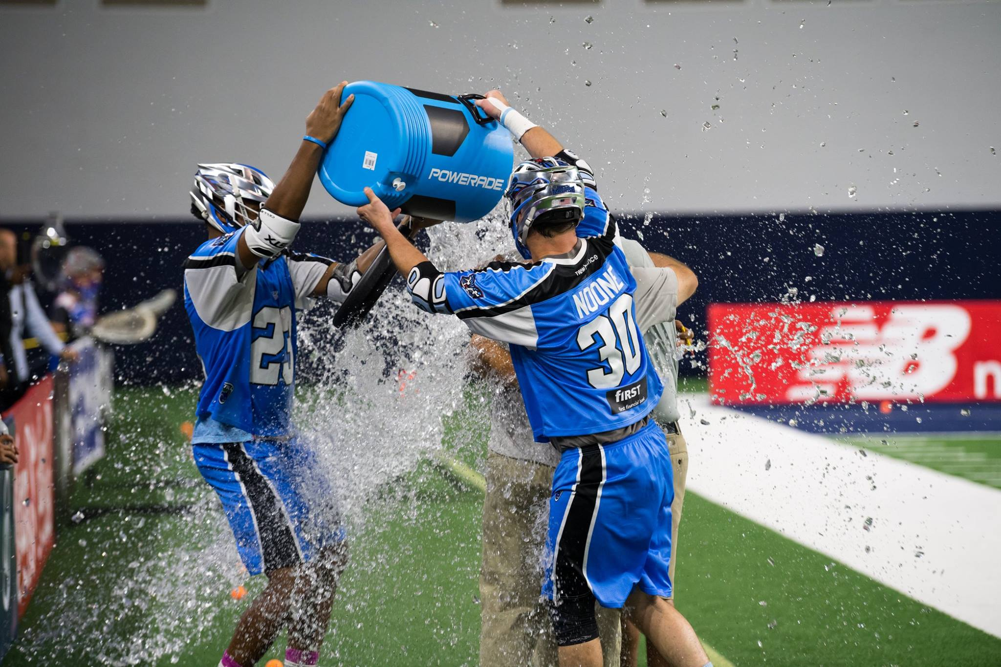 August 19, 2017; Frisco, TX, USA; Ohio Machine vs. Denver Outlaws at Ford Center. Photography Credit: Jerome Miron