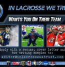 Join the ILWT team!