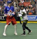 NLL: Rock take backbreaker over winless Knighthawks