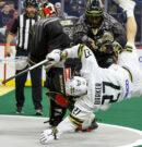 NLL: Wings continue win streak in home opener