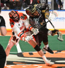 NLL: Wings edge out Bandits 7-6