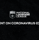 NLL suspends play in wake of COVID-19 outbreak