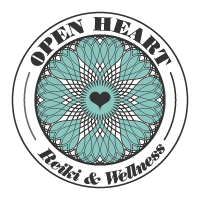 Open Heart Reiki Logo