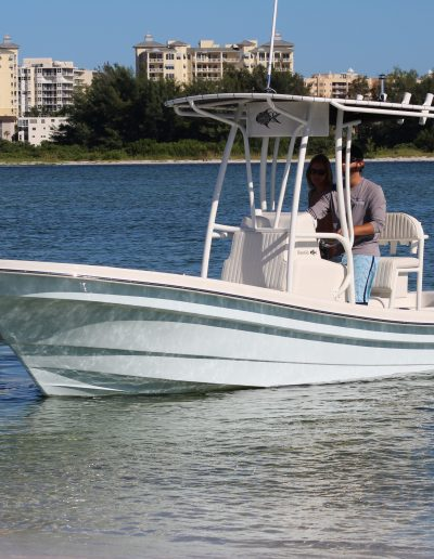 Bonefish boat florida