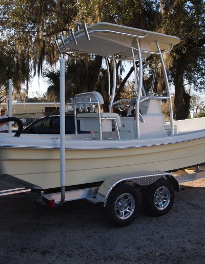 Bonefish boats florida