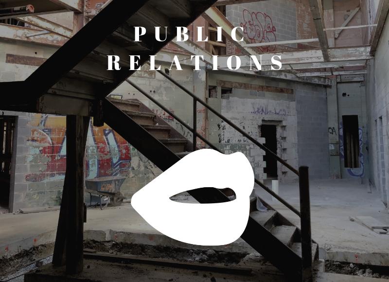 Sweet Talk Strategy   Public Relations