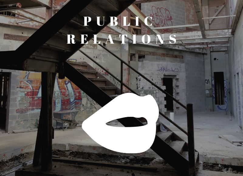 Sweet Talk Strategy | Public Relations