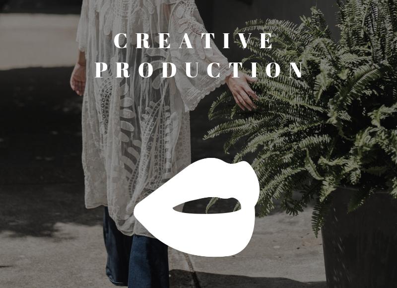Sweet Talk Strategy   Creative Production