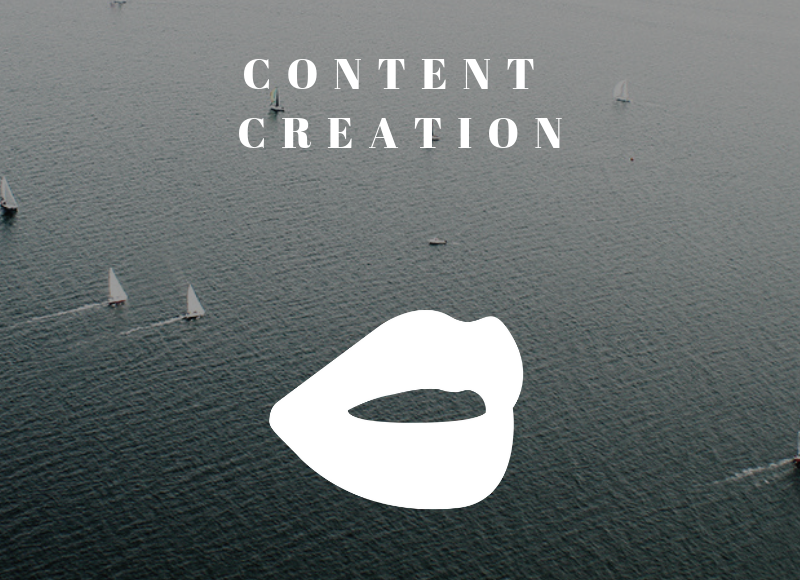 Sweet Talk Strategy   Content Creation